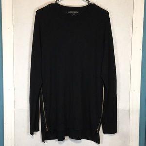 Ann Taylor 100% Merino Wool Sweater Size XL